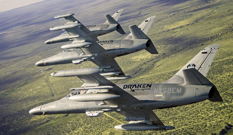 Aero Vodochody L-159 Honey Badger [Draken International]